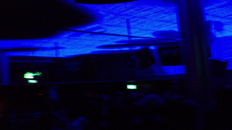 Movie footage of Dance Club on opening night - 4 November 2011