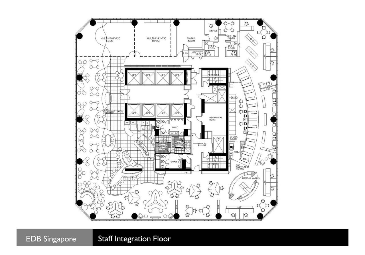 EDB - Plan 04 - Covergence Floor