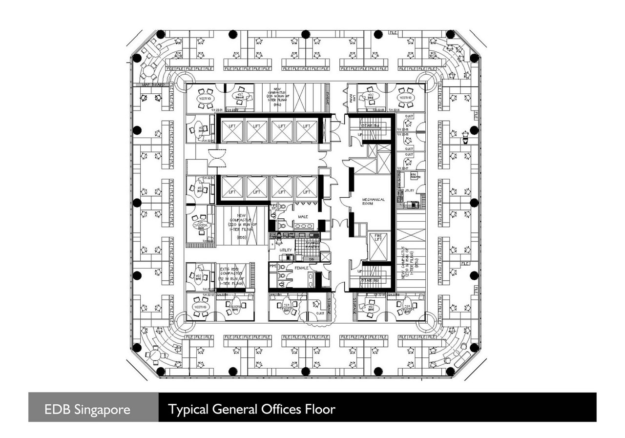 EDB - Plan 03 - General Offices