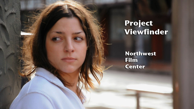 An afternoon with the Northwest Film Center's Project Viewfinder students.