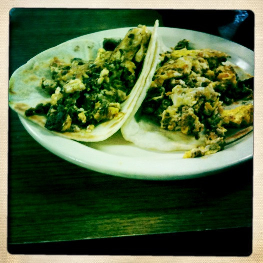 12 march. documented all my tacos for josh smith.