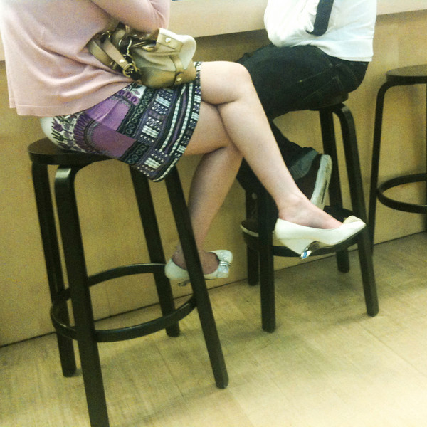 15 june. apple store shoes.