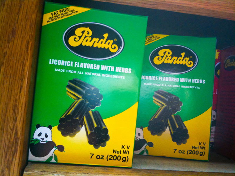 13 july. candy for pandas.