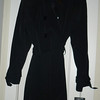 Jan 18:  Not a great picture, but just bought a London Fog Trench-coat with a gift certificate from my wonderful sister-in-law