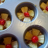 <b>Day 294—21 August 2012 Work in progress</b>  I got a ton done again today; but, I'm not feeling as frantic. One of my accomplishments was these mini pineapple upside-down cakes (shown in progress; see the finished products here: http://www.joybluephotography.com/Project365/P365-Outtakes/22891769_TFwWV6#!i=2039853211&k=jX6CQPp). We all tested one after dinner; but the bulk of them go to NOS and his roommate. DH has already requested a batch to take to work soon.
