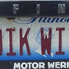<b>Day 107—16 February 2012 My kind of gal (or guy)</b>  When the boys and I were visiting Granny/GG the Great in December, she asked NTS if he ever looks at license plates. He was quick to respond that he doesn't really; but, I do. Apparently, it was a hobby of my grandfather's as well. I'm happy to carry on the tradition.