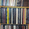 <b>Day 36—7 December 2011 Passion</b>  This is a fraction of an extraordinary collection of vinyl records that belonged to the father of my lifelong, dear friend, Judy. In my mind, I can still see Heskel listening to his classical music—one of his passions.   Today, we said goodbye to Judy's mom, Suzette, who was also a passionate person. She was passionate about her people (which included so many—family, friends, neighbors), her sewing, and cooking. I will never forget the joy Susie took in feeding NOS when he was a toddler. He kept eating, and she kept offering. She had made enough food for an army, even though there were five (or maybe four-and-a-third) of us at the table that night. And, it wasn't just volume—it was variety.  We'll all miss her, and yet, as stories were being shared today, I recognized that so many of Suzette's incredible traits are also Judy's traits. She's always been exceedingly generous and loving. She had excellent teachers, and she's a most amazing woman in her own right. I feel incredibly honored and thankful to be a part of this family, <i>and</i> to be able to follow my passions.