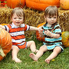 <b>Day 338—4 October 2012 The great pumpkins</b>  On this glorious weather day (possibly last of the season), Linette and her adorable boys—Carter and Jake—met me at the Morton Arboretum. I took a few shots of the flora; but, the boys were the most enticing subjects. The last time I saw the boys was a whopping seven months ago! http://www.joybluephotography.com/Project365/2011-November-Launch/19955193_ccSk8X#!i=1733469267&k=MQDnjXX