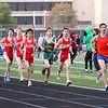 <b>Day 154—3 April 2012 Where's the warm weather now?!</b>  Today was the first home Track meet of the season. It was so windy and chilly, that I'm still sniffling two hours after I left the meet. NTS has been nursing a sore hip. It made it all the sweeter that he beat his PR in the mile today (for this season, so far).