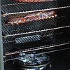 <b>Day 246—4 July 2012 Smokin'!</b>  What better day to initiate the new smoker than July 4? Dinner was an enlightening experience—I've never had better ribs (even Day 138's—18 March). I'm thinking a beef brisket is next.