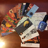 <b>Day 125—5 March 2012 Bonus!</b>  As a grown-up, mail has lost much of its appeal. More often than not, the mailbox only contains ads and bills. No fun! Today was a wicked-awesome mail day, though. I returned home from redeeming my Ulta rewards (from a previous good mail day) for a free bottle of nail polish to find two rebate checks from a photography gear purchase, and two types of business cards for which I only paid shipping (one Klout perk offer and one general offer). Happy dance ensued.