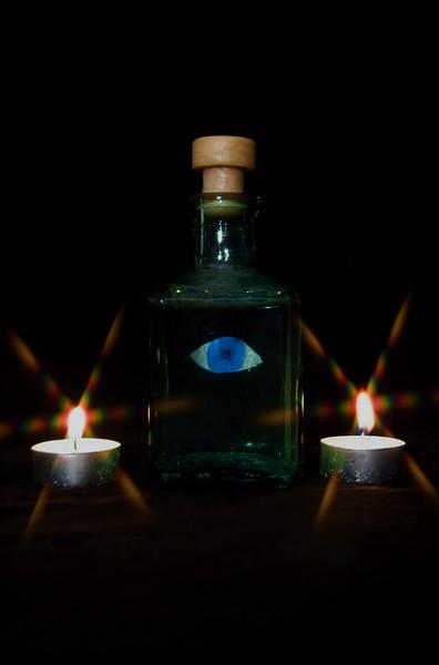 "Eye of the Soul<br /> <br /> 28/365<br /> ""Imagination is the eye of the soul"".... Joheph Jouber"