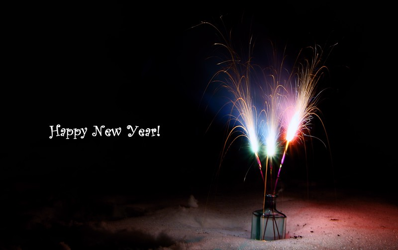 Goodbye 2011, Hello 2012<br /> <br /> 99/365