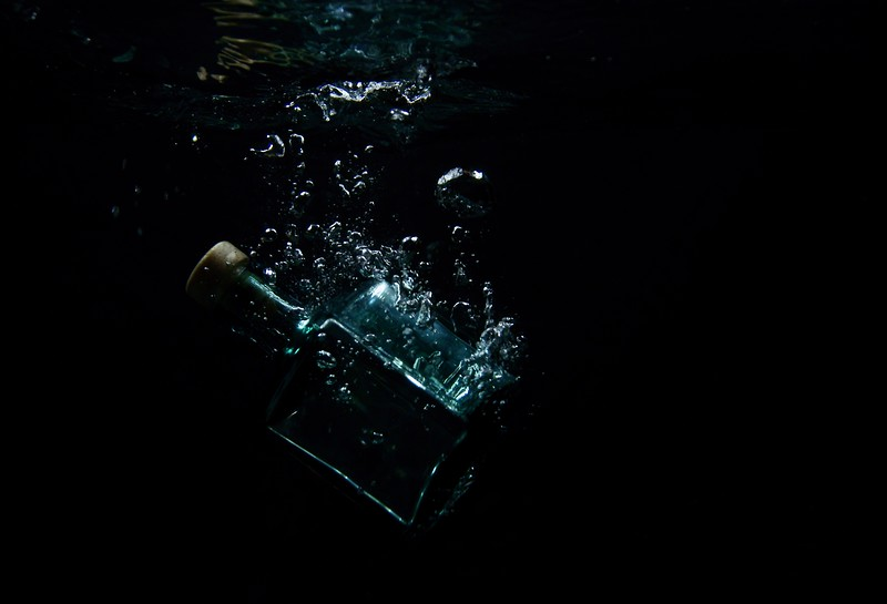 Moonlit Lagoon<br /> <br /> 197/365