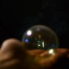 Looking into the Future<br /> <br /> 6/365<br /> The crystal ball shows more bottle shots in my future.