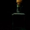 Dark Side of the Bottle (part 2)<br /> <br /> 42/365<br /> Practicing with low key lighting.