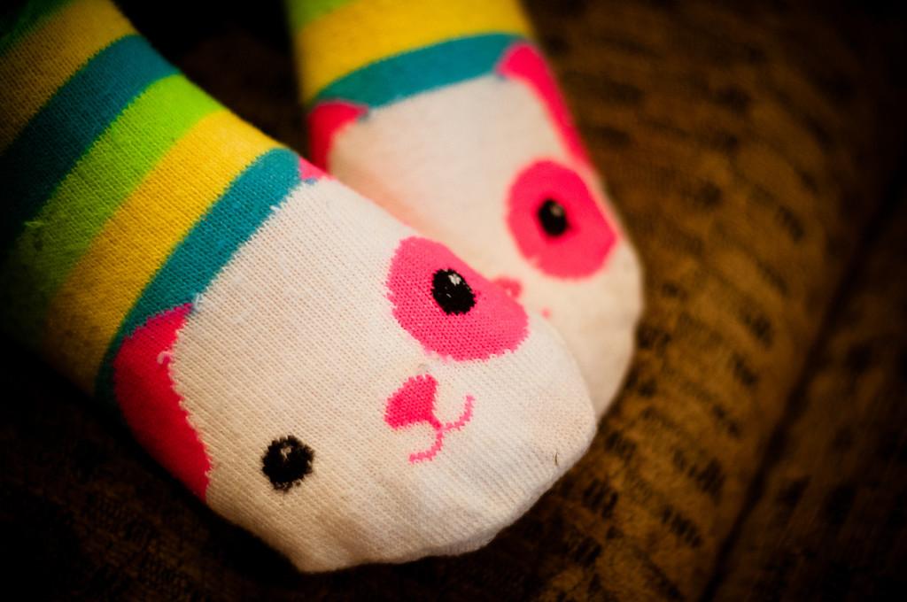 Week 9: Toes
