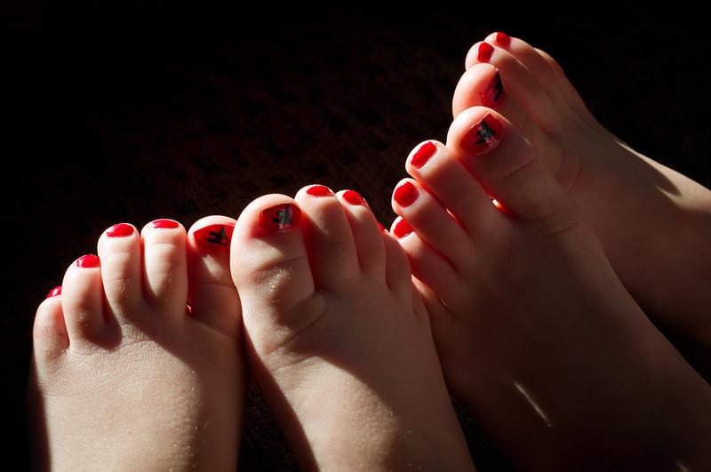 Week 3: Feet