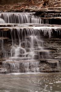 Erlanger Road Waterfalls