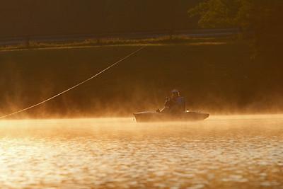 Morning Peace, A.J.Jolly Lake, KY