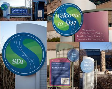 Sanitation Department District #1