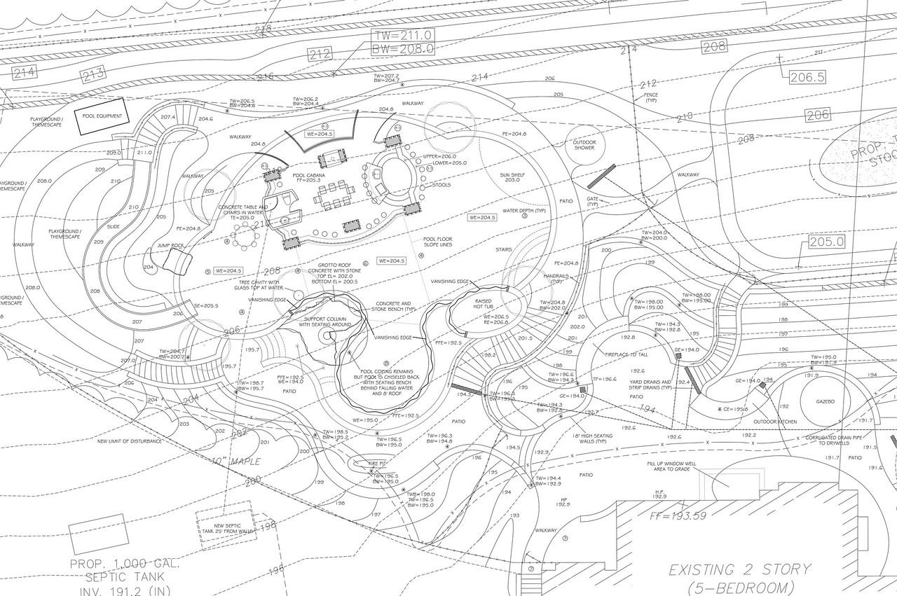 Final Landscape Master Plan Design