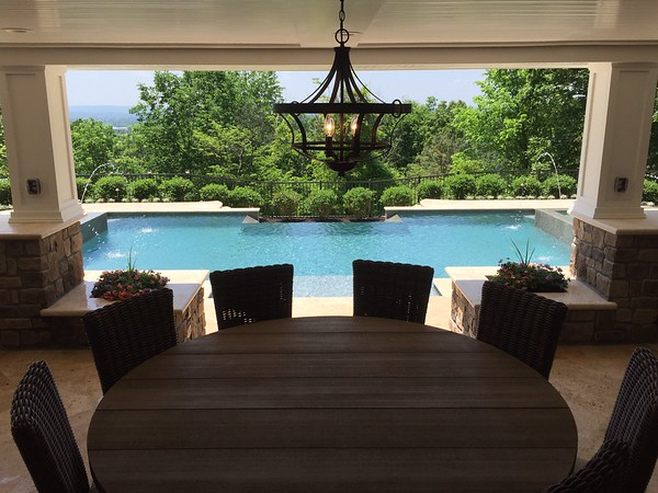 BRIDGEWATER 2 - Lounge Pool with incredible views