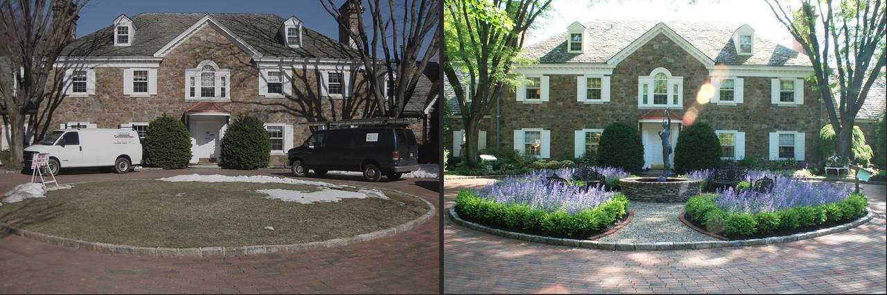 BA-Mansion in May