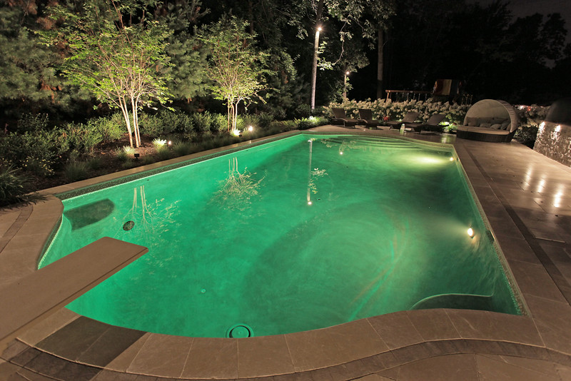 LED Pool Lights-Aqua