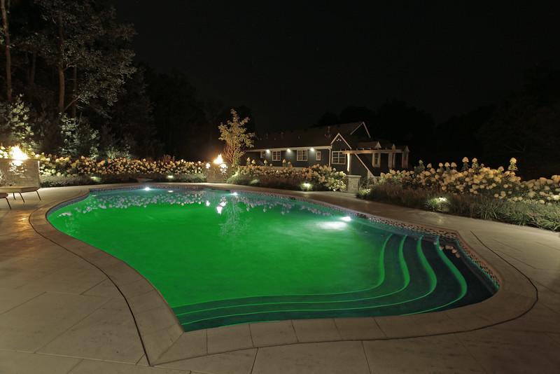 LED lights-Green