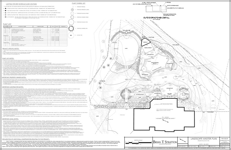 """Landscape Master Plan"" example"
