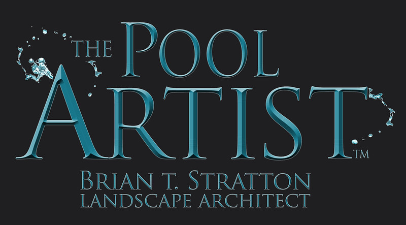 The Pool Artist-Website Graphic
