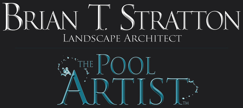 The Pool Artist-Home Page Website Graphic