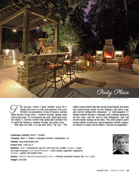 Hearth and Home magazine - 2014