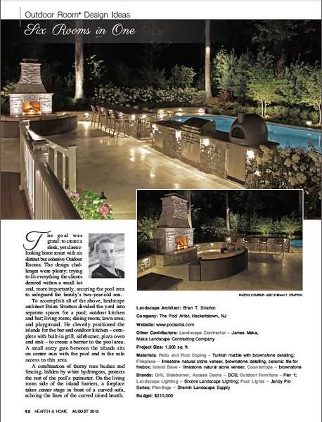 Hearth and Home magazine - 2015