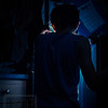 "Midnight Snack - Week 21 ""In the Fridge""<br /> <br /> Seems like the kids are always sticking their heads in the fridge to see if anything has changed since the last time they did so.  For this photo I used a speedlight with a radio trigger (1/32 or 1/64 power I think) placed on the bottom shelf of the fridge and pointed directly at my oldest son standing at the door."