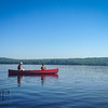 "Fishin' - Week 31: ""Friendship""<br /> <br /> Being a parent is not always about being the parent... sometimes it's about being a friend.  Captured this nice shot of a mother and son out fishing for an early morning catch on Sebec Lake in Dover-Foxcroft Maine."