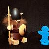 Vikings invade Candy Land
