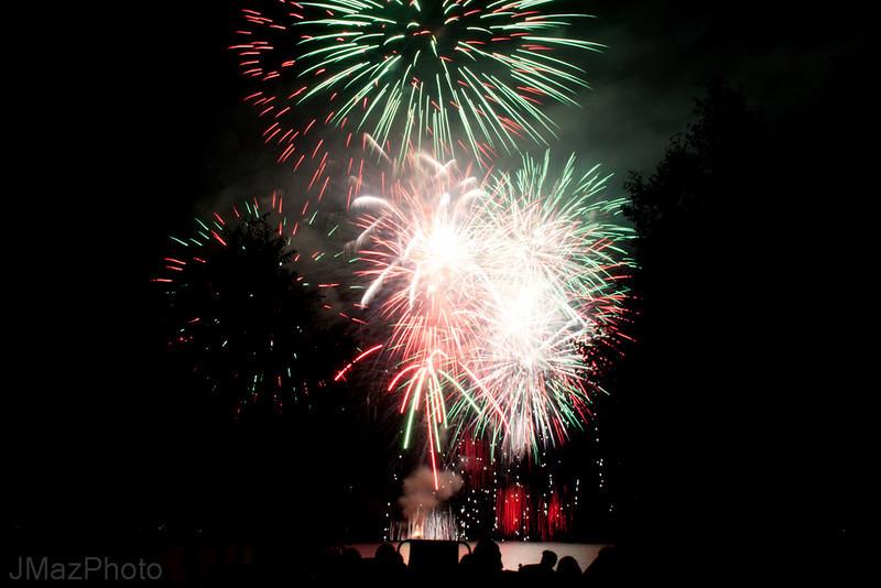 Dover Days Fireworks