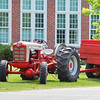 Tractor at the School - 135/365