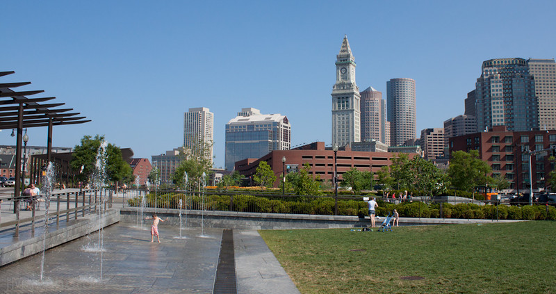 Greenway in Boston - 192/365