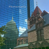 Three Buildings in Boston - 207/365