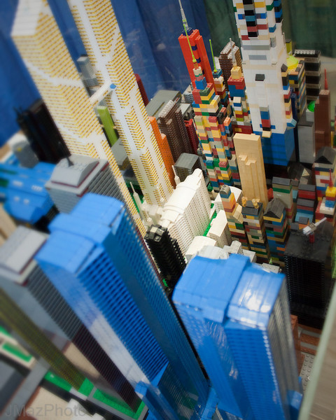Lego Cityscape - 267/365