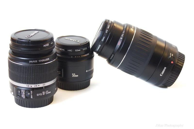 Triple Optics - 057/365