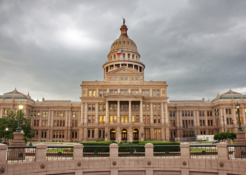 Lone Star Capitol - 153/365