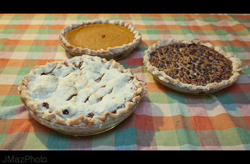 We Three Pies - 329/365