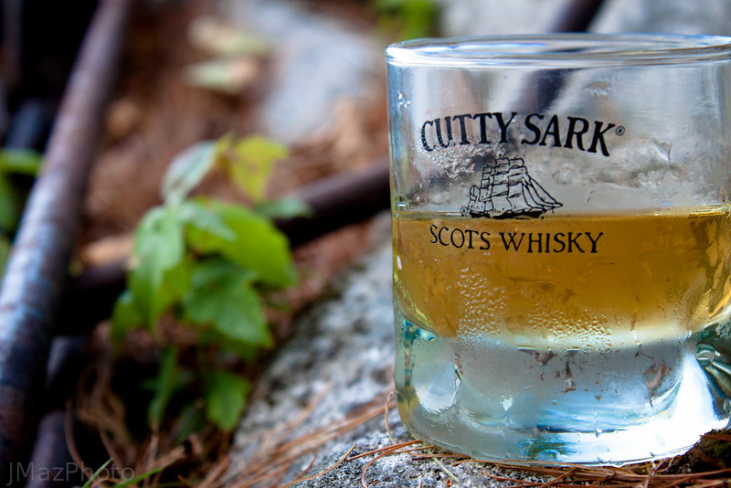 Whiskey on the Rock - 214/365