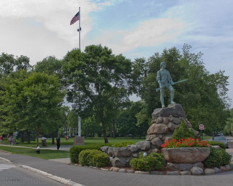 Lexington Battle Green - 172/365