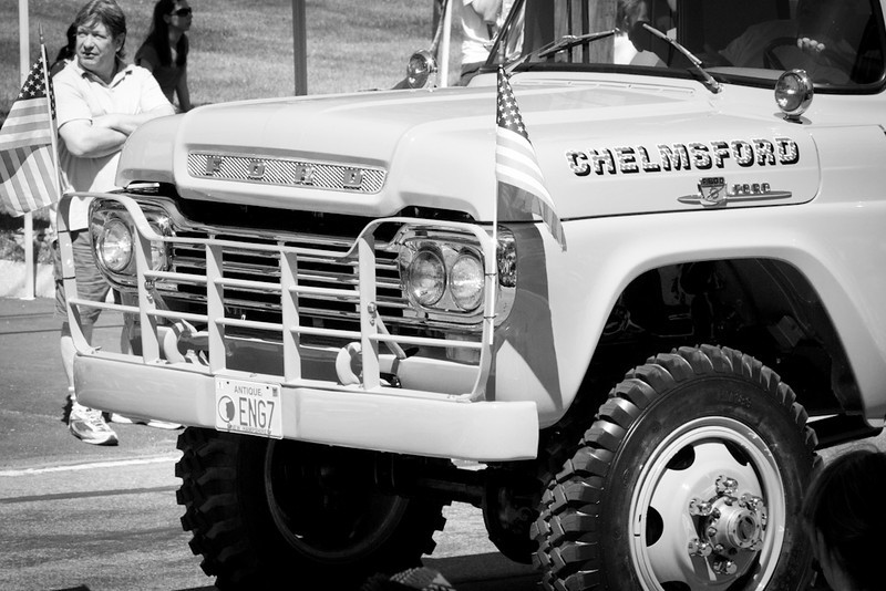 Old Red Truck - 186/365