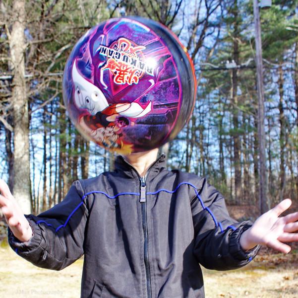 A Boy and a Ball - 086/365